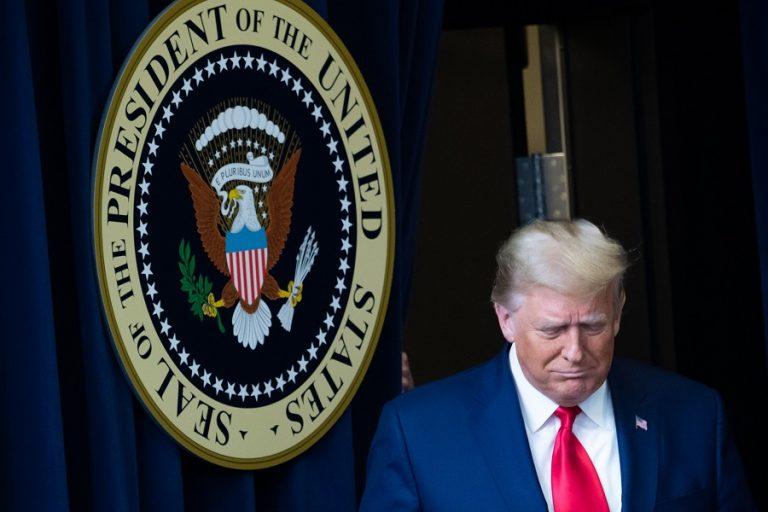 Τραμπ: Αντιμέτωπος με μια δεύτερη, ιστορική διαδικασία για την παραπομπή του