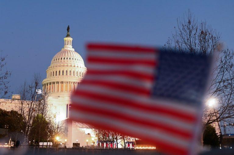 Ο Τραμπ φεύγει, η εποχή Μπάιντεν ξεκινά- Φρούριο η Ουάσιγκτον