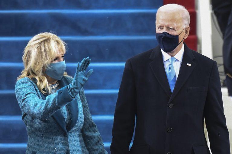 Τζιλ Μπάιντεν: Το πρώτο μήνυμα ως Πρώτη Κυρία των ΗΠΑ