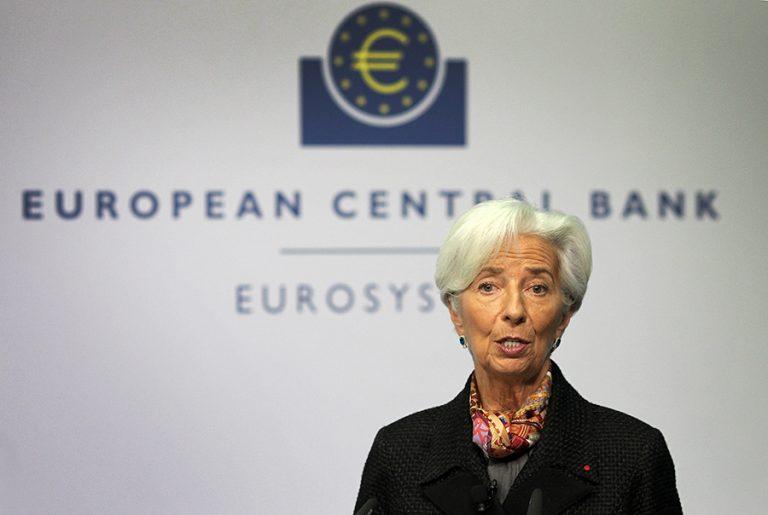 Συνεδρίαση ΕΚΤ: Τα καυτά σημεία- Τι θα πει η Λαγκάρντ για πανδημικό πρόγραμμα και επιτόκια