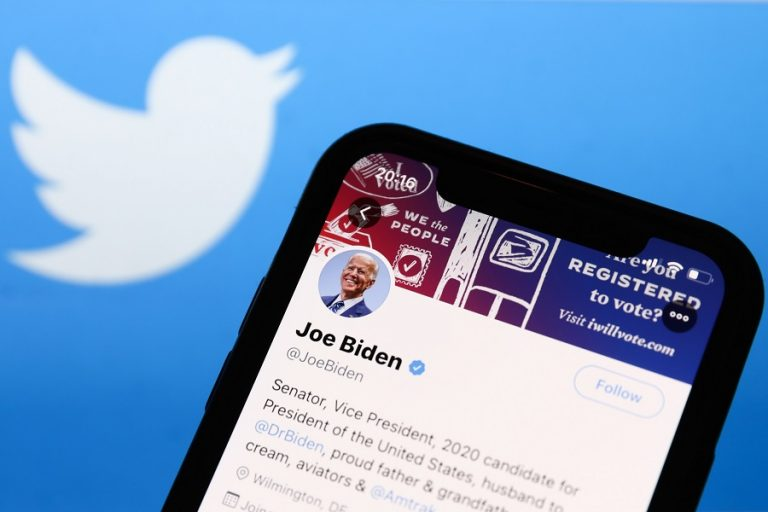 Στον Μπάιντεν οι λογαριασμοί της προεδρίας στο Twitter στις 20 Ιανουαρίου