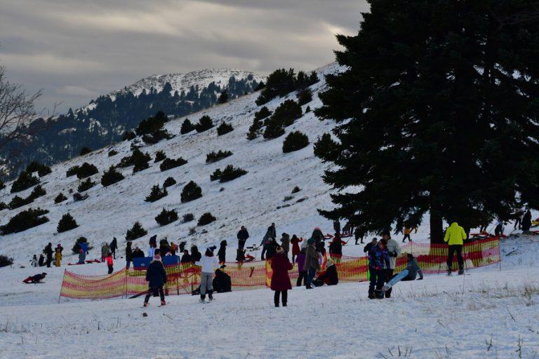 Α. Γεωργιάδης: Εξετάζουμε την μετακίνηση εντός νομών και το άνοιγμα των χιονοδρομικών