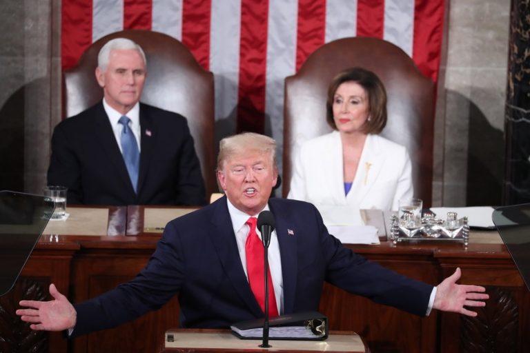 Ο Τραμπ κινδυνεύει με παραπομπή για υποκίνηση ανταρσίας