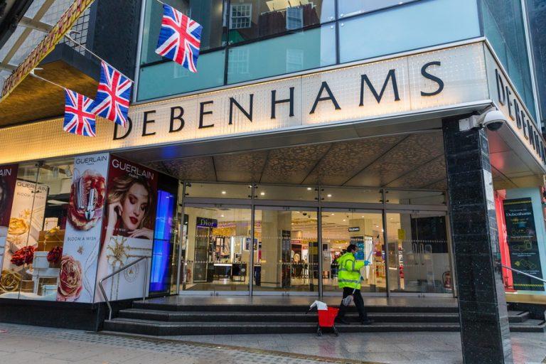 Μετά από 242 χρόνια κλείνουν τα τελευταία καταστήματα Debenhams -Δεν άντεξαν στην πανδημία