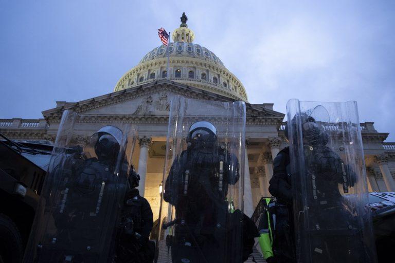Φόβοι για τρομοκρατικές επιθέσεις την ημέρα ορκωμοσίας του Τζο Μπάιντεν