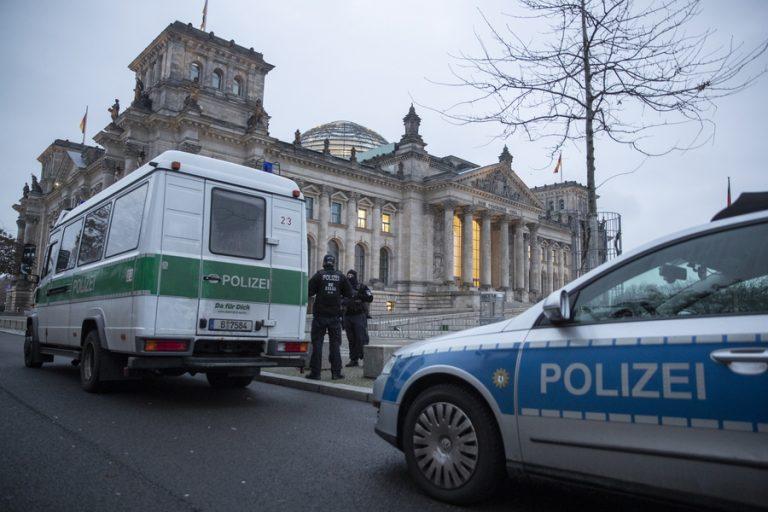 Η γερμανική Βουλή «θωρακίζεται» ύστερα από τα επεισόδια στο Καπιτώλιο