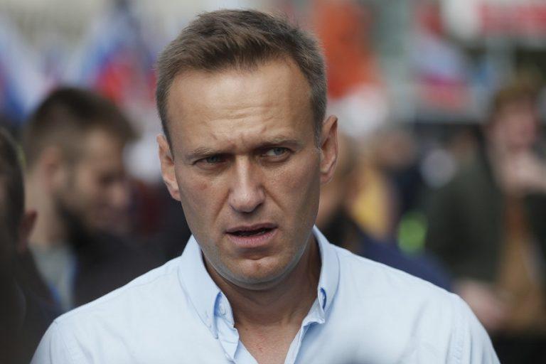 Κυρώσεις στη Ρωσία για τον Ναβάλνι ετοιμάζει ο Μπάιντεν