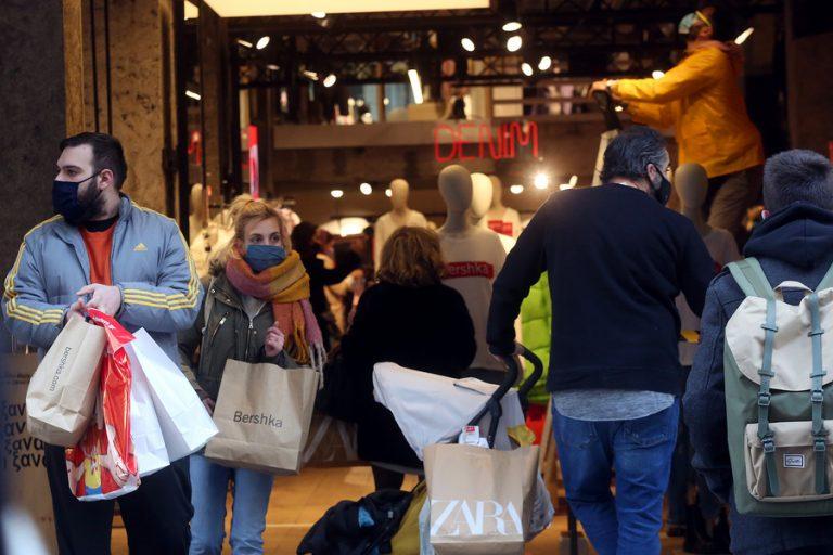 Με… χρονόμετρα θα κάνουμε τα ψώνια μας στα μαγαζιά- Το σχέδιο για να μπει φρένο στον συνωστισμό