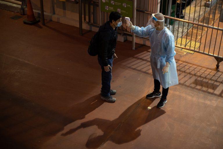 Σε lockdown για πρώτη φορά χιλιάδες κάτοικοι του Χονγκ Κονγκ