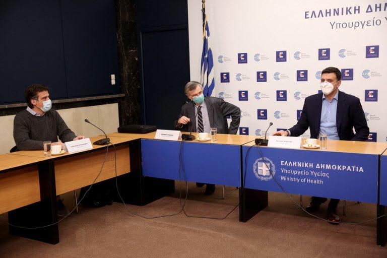 Κικίλιας: 26 περιστατικά μετάλλαξης του κορωνοϊού στην Ελλάδα