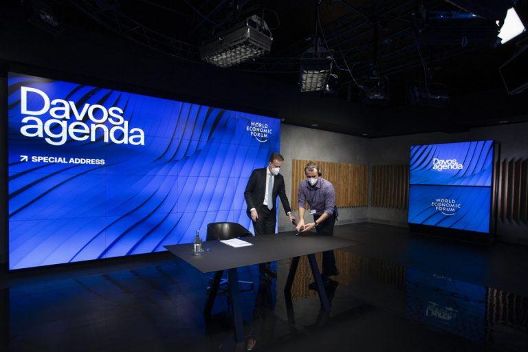 Νταβός: Ένα παγκόσμιο κίνημα βελτίωσης των δεξιοτήτων «κλειδί» για την ευημερία μετά τον Covid