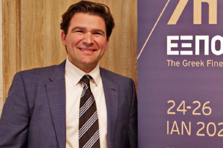 Κωστής Μοσχονάς: Φέρνει κοντά τον Έλληνα παραγωγό με τις επιχειρήσεις εστίασης