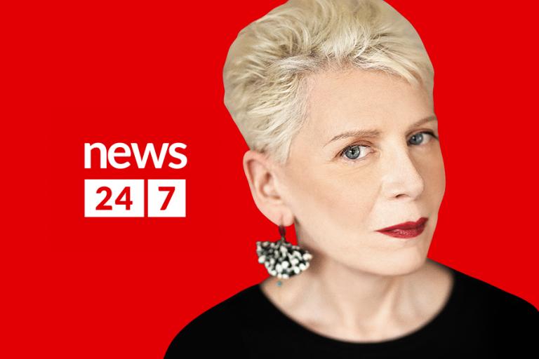 Η Έλενα Ακρίτα έρχεται στο News 24/7
