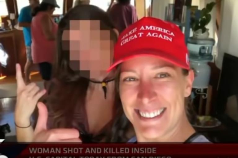 Άσλι Μπάμπιτ: Ποια είναι η πρώτη νεκρή από την εισβολή στο Καπιτώλιο