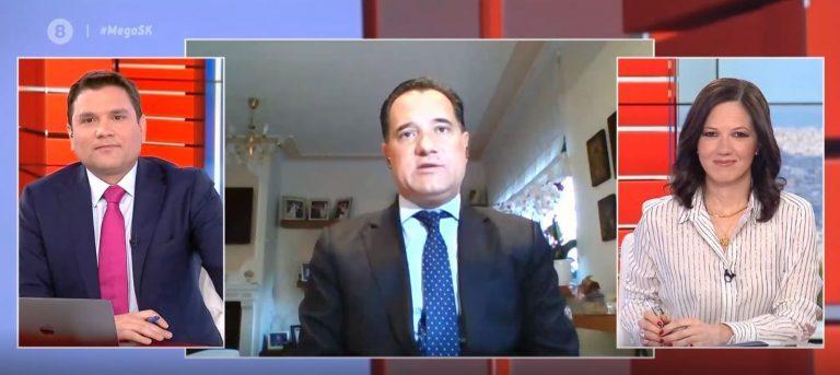 Άδωνις Γεωργιάδης (βίντεο): Όλα είναι στο τραπέζι, ακόμη και το ολικό lockdown