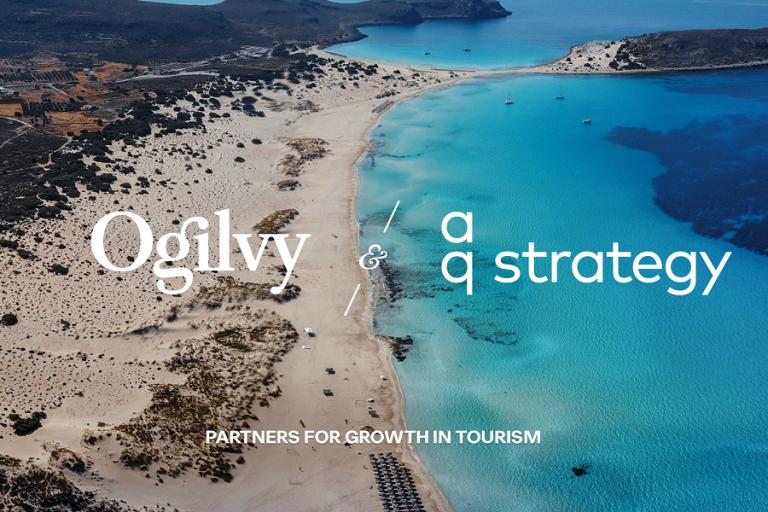 Στρατηγική συμμαχία Ogilvy και AQ Strategy για τον τουρισμό