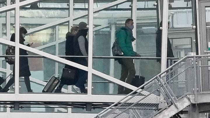 Ρωσία: Συνελήφθη ο Ναβάλνι