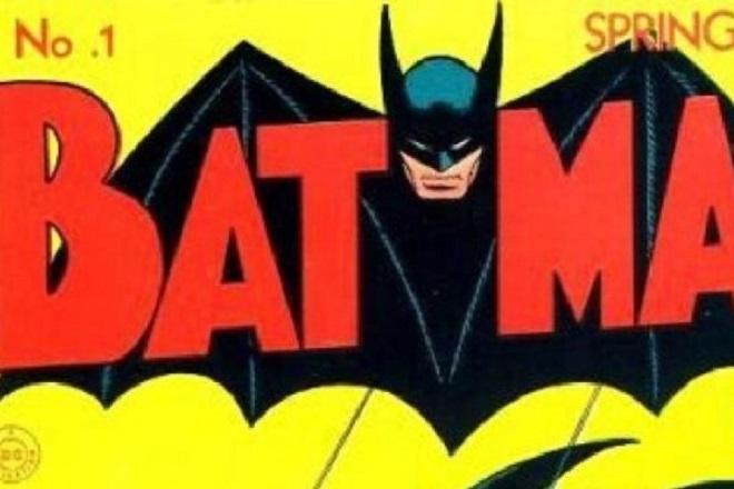 Batman: Πωλήθηκε σε δημοπρασία το πρώτο τεύχος του κόμικ για 2,2 εκατ. δολάρια