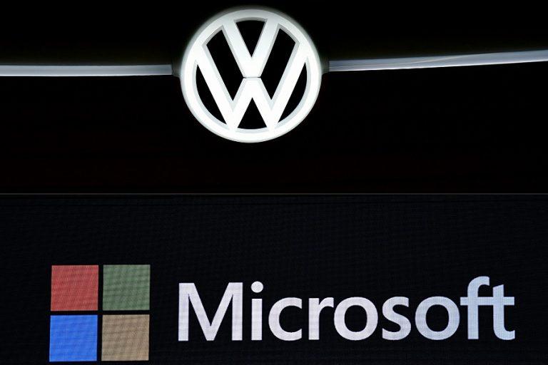 Volkswagen και Microsoft ενώνουν τις δυνάμεις τους για την ανάπτυξη λογισμικών για αυτόνομα οχήματα