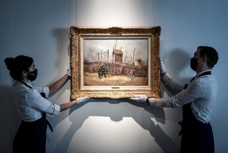 Στο σφυρί σπάνιος πίνακας του Βαν Γκογκ- Αναμένεται να πιάσει 5-8 εκατ. ευρώ