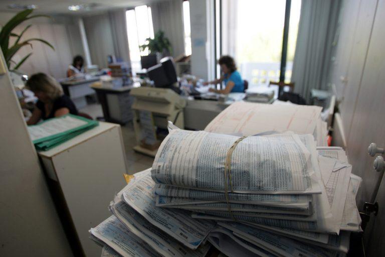 ΑΑΔΕ: Αυξάνονται οι οφειλές στην εφορία- Στα 2,16 δισ. ευρώ το α' τρίμηνο