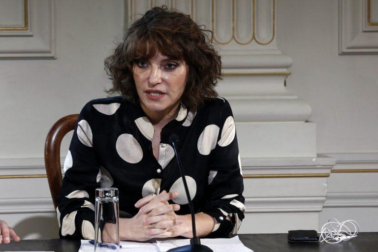 Η Έρις Κύργια αντικαταστάτρια του Δημήτρη Λιγνάδη- Η ανακοίνωση του υπ. Πολιτισμού