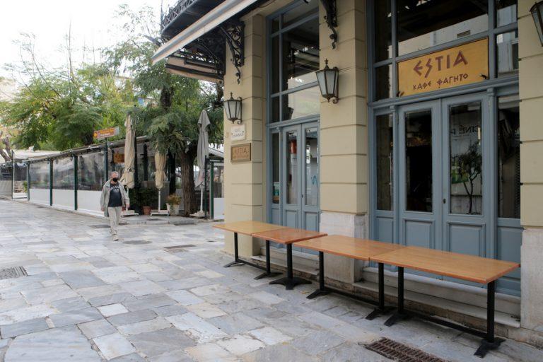 Απαγόρευση κυκλοφορίας από τις 6 το απόγευμα το Σαββατοκύριακο σε Αττική, Θεσσαλονίκη, Χαλκιδική