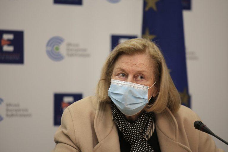 Θεοδωρίδου: Δεν υπάρχει διασταυρούμενη προστασία μεταξύ της Covid-19 και της γρίπης
