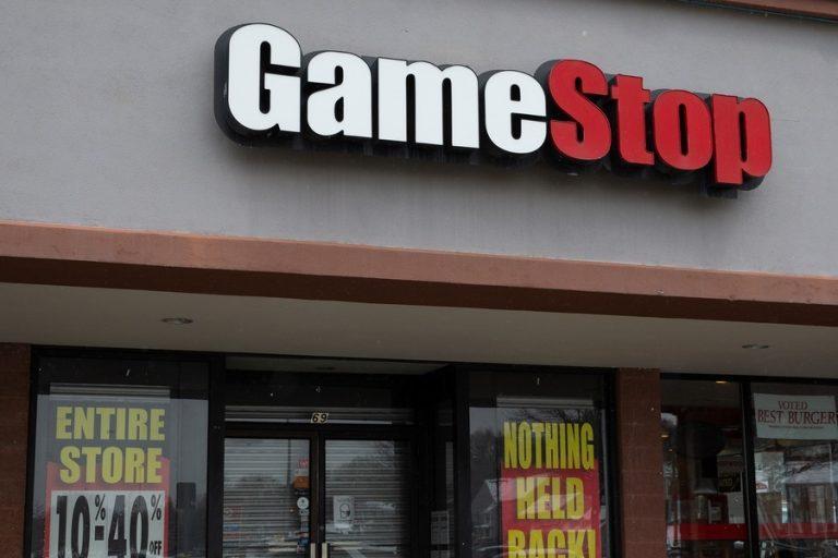 Άλμα 10% για τις μετοχές της Gamestop- Κέρδη 800% φέτος