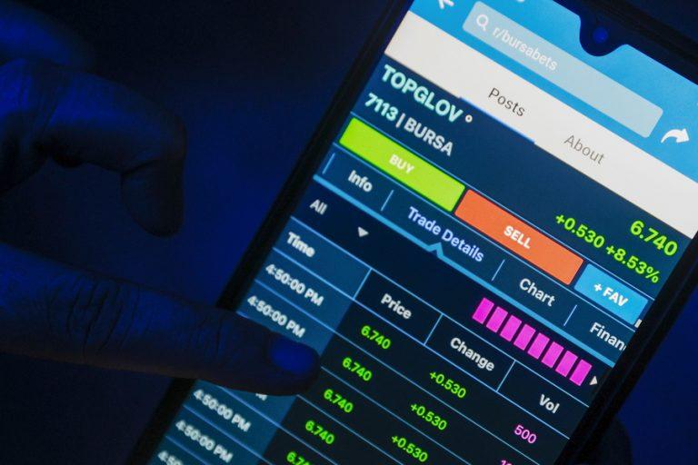 Οι επενδυτές της GameStop προσπαθούν να διαχειριστούν το «roller coaster» που κάνει η τιμή της μετοχής της