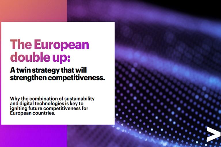 Accenture: Η επιτάχυνση της ψηφιακής ωρίμανσης «κλειδί» για τις επιχειρήσεις στην Ευρώπη