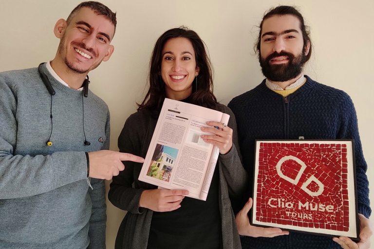Clio Muse Tours: Η startup που διακρίθηκε σε διαγωνισμό του Παγκόσμιου Οργανισμού Τουρισμού του ΟΗΕ
