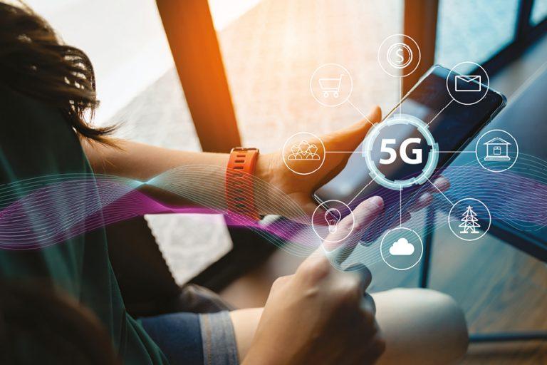 Fortune αφιέρωμα: Πώς το 5G ανοίγειτον δρόµο για τηντέταρτη βιοµηχανική επανάσταση