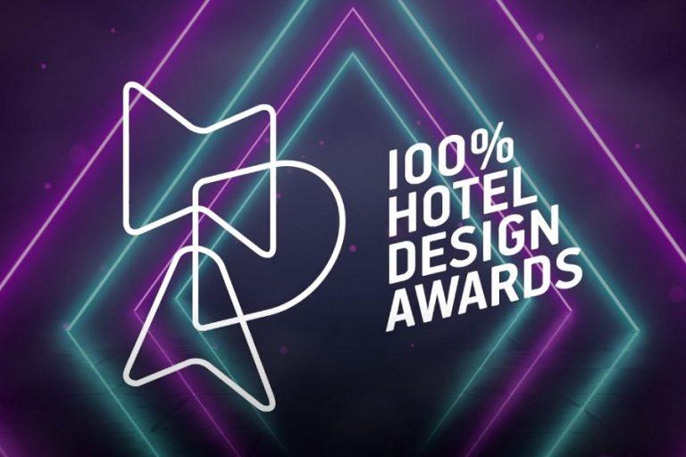 Αυτά είναι τα 10+1 Ξενοδοχεία που κέρδισαν Βραβείο στα 100% Hotel Design Awards