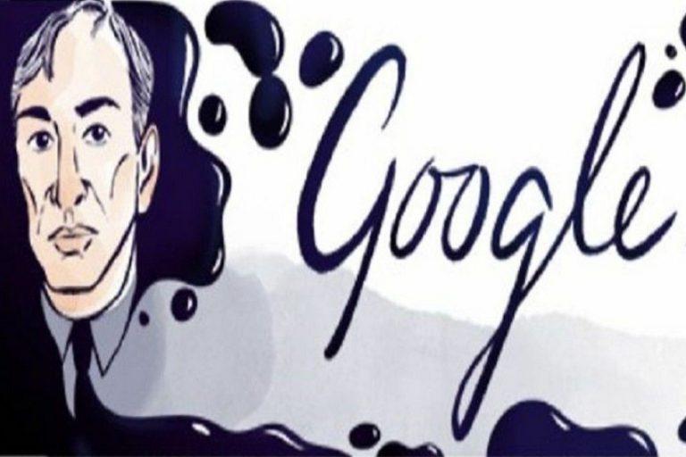 Μπορίς Παστερνάκ: H Google τιμά με doodle τον συγγραφέα του «Δόκτωρ Ζιβάγκο»