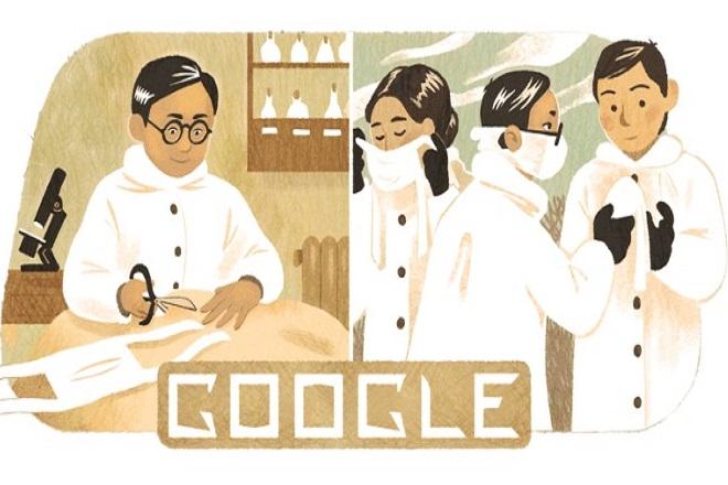 Γου Λίεν-Τε: Ποιος είναι ο γιατρός που τιμάει σήμερα η Google με doodle