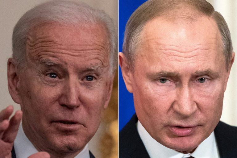 Μπάιντεν: Ο Πούτιν είναι «ένας φονιάς»- «Θα υποστεί τις συνέπειες»