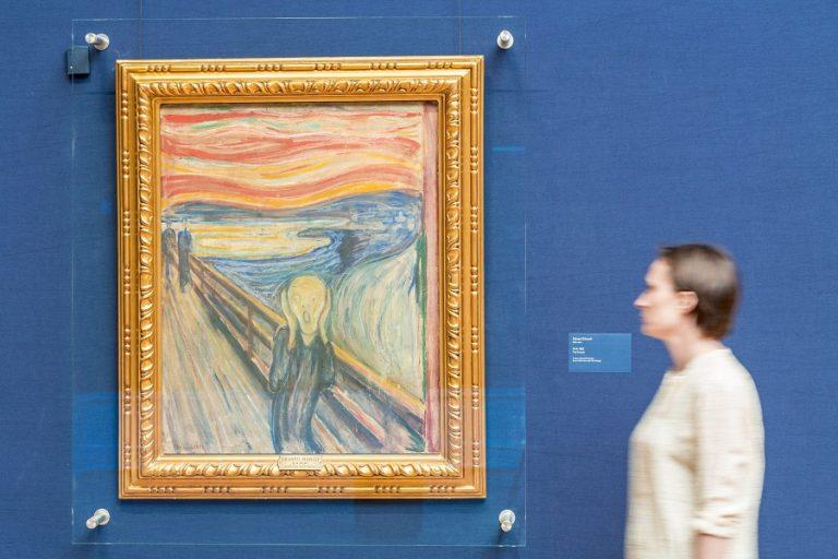 «Η Κραυγή»: Αυτό είναι το μυστικό μήνυμα που είχε αφήσει πίσω από τον πίνακα ο Έντβαρντ Μουνκ