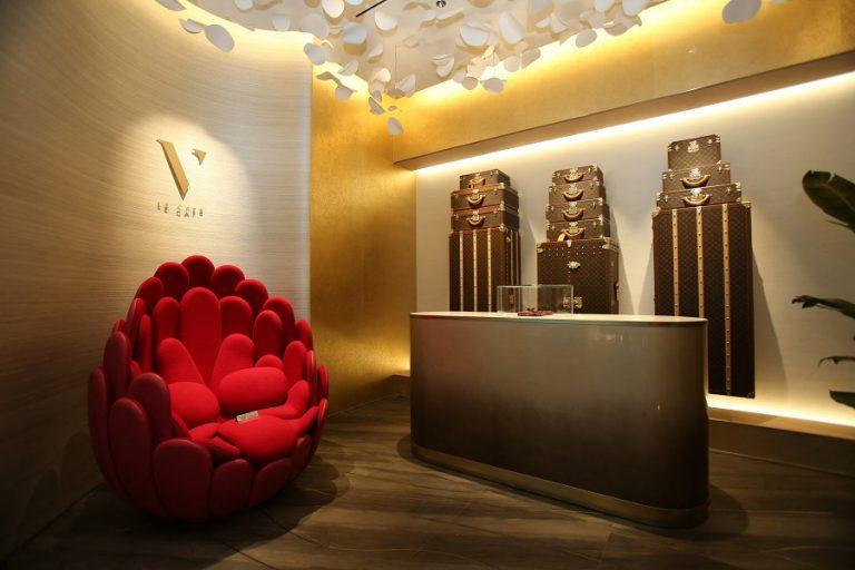 Νέα όψη για τη μπουτίκ Louis Vuitton στο Τόκιο (Φωτογραφίες)