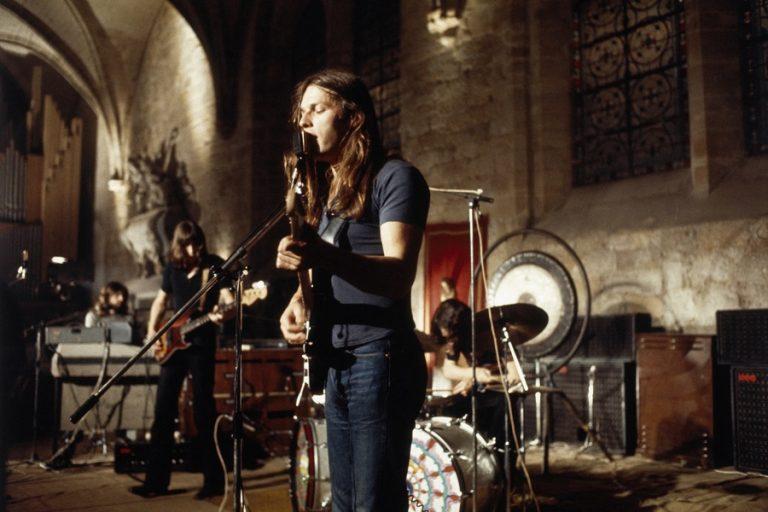 Οι Pink Floyd επανακυκλοφορούν τη συναυλία του 1990 στο Knebworth House