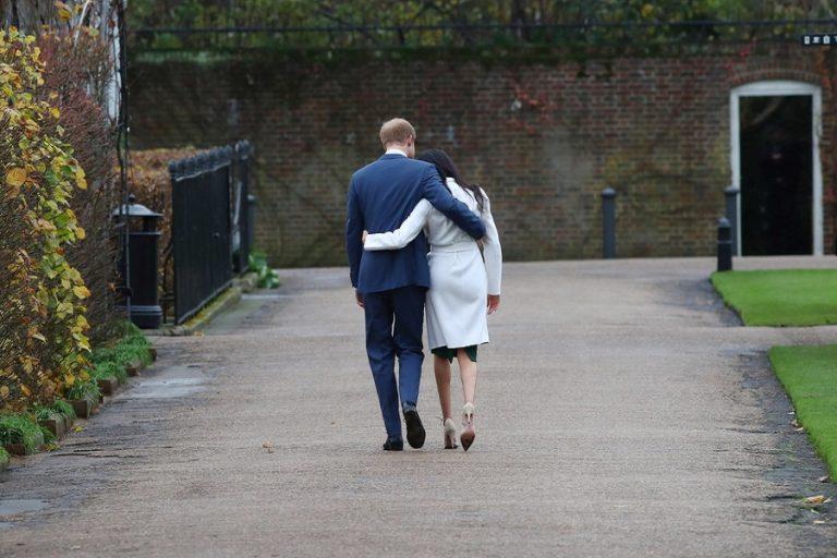 «Φωτιά» τα στοιχήματα για το όνομα του μωρού του Πρίγκιπα Χάρι και της Μέγκαν Μαρκλ