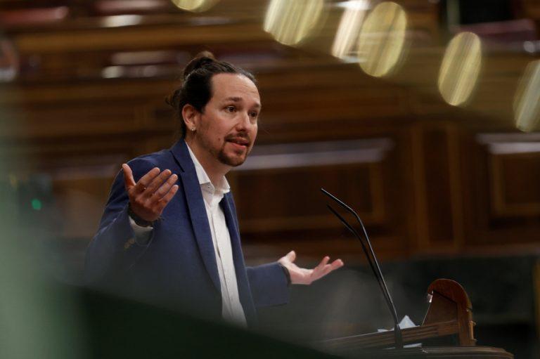 Απόφαση-έκπληξη του Πάμπλο Ιγκλέσιας- Αποχωρεί από την κυβέρνηση Σάντσεθ ο ηγέτης των Podemos
