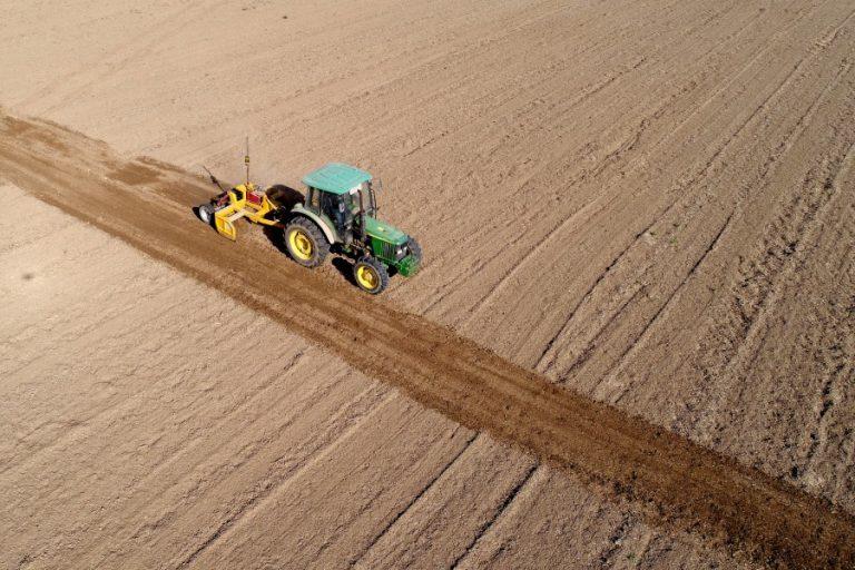 Το νερό, η επανάσταση της τεχνητής νοημοσύνης και η γεωργία ακριβείας