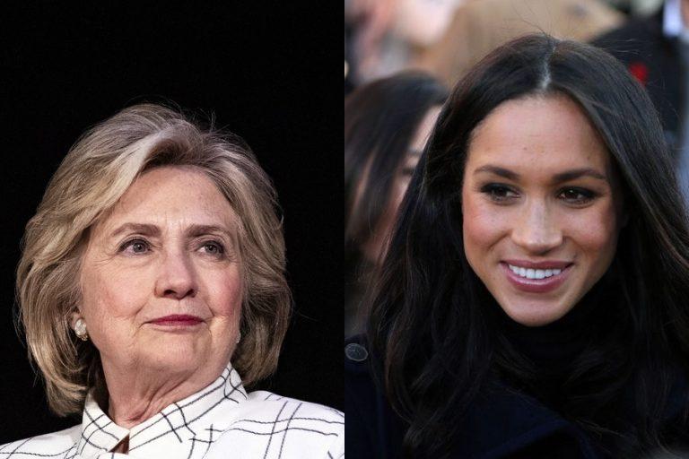 Χίλαρι Κλίντον: «Η συνέντευξη Μέγκαν και Χάρι σπάραξε καρδιές»