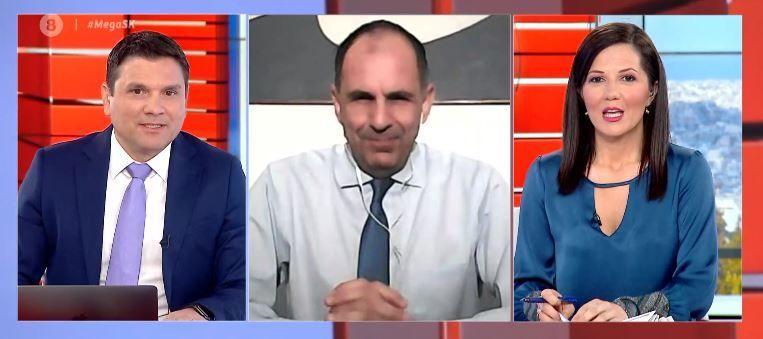 Γ. Γεραπετρίτης: Θα είμαστε πολύ καλύτερα το Πάσχα (βίντεο)