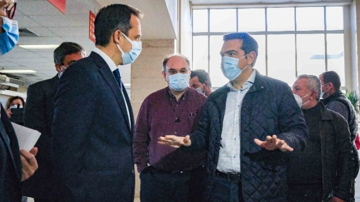 Αλ. Τσίπρας από το Θριάσιο νοσοκομείο: Η κατάσταση ξανά δραματική- Αυτή τη φορά δεν υπάρχουν δικαιολογίες