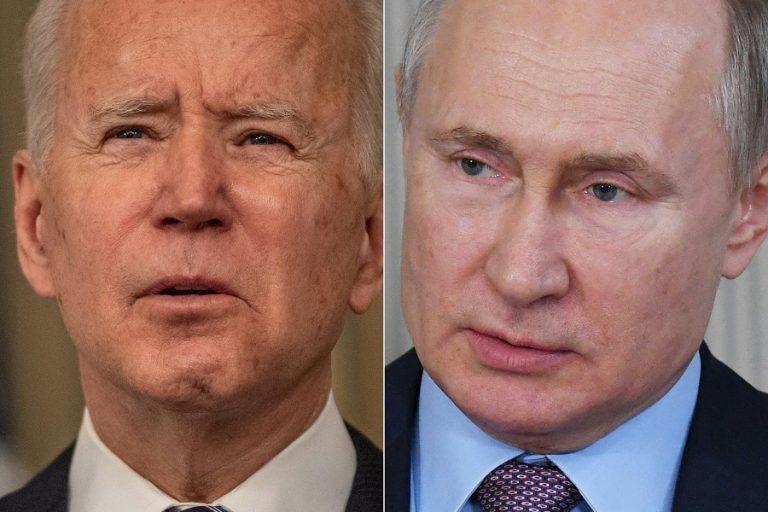 Πούτιν και Μπάιντεν δηλώνουν πως μοιράζονται τις ίδιες απόψεις για ανάγκη αποκλιμάκωσης