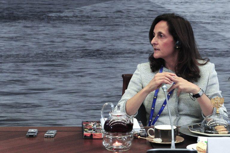Η Αλεσάντρα Γκαλόνι γίνεται η πρώτη γυναίκα διευθύντρια του Reuters