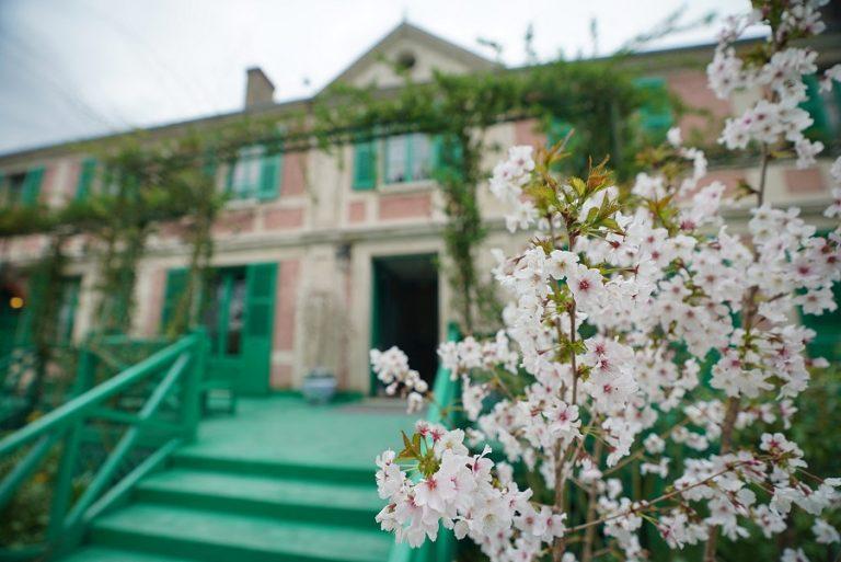 Μπορείτε να ενοικιάσετε το σπίτι του Γάλλου ζωγράφου, Κλωντ Μονέ (Φωτογραφίες)
