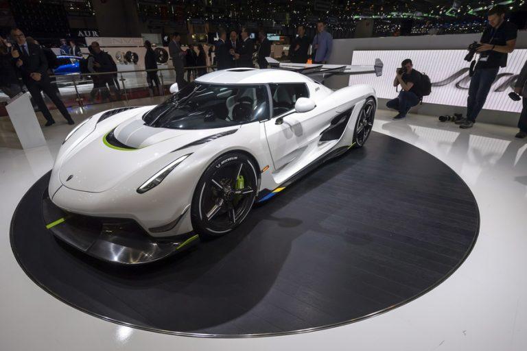 Τα δέκα πιο ακριβά αυτοκίνητα που κυκλοφορούν στον κόσμο